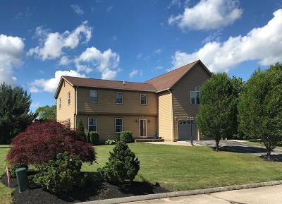 Seekonk Single Family Home For Sale: 10 Jane Howland Dr