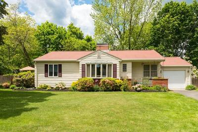 Marshfield Single Family Home For Sale: 12 Carr Rd