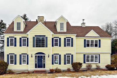 Marshfield Single Family Home New: 45 Fox Hill Cir