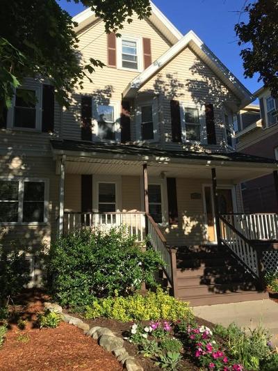 Melrose Single Family Home For Sale: 390 Lebanon Street