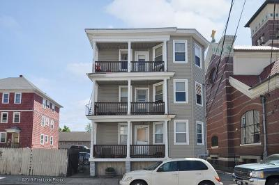 RI-Providence County Multi Family Home For Sale: 21 Russo St