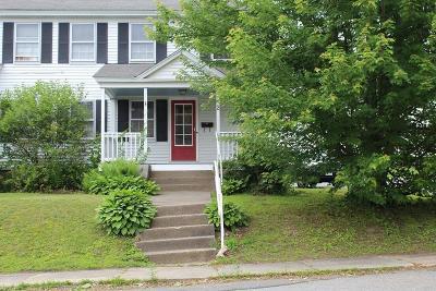 Northbridge Condo/Townhouse For Sale: 2 Woodland #2