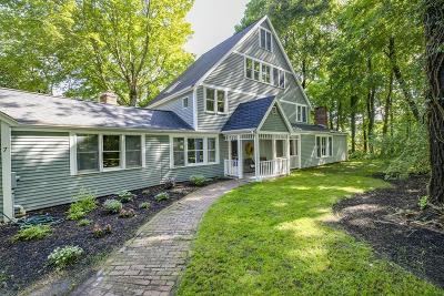 Scituate Single Family Home For Sale: 7 Bulrush Farm Road