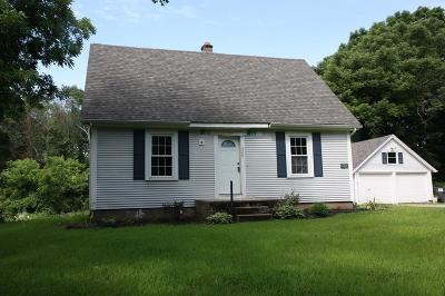 Wilbraham Single Family Home For Sale: 240 Three Rivers Road