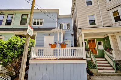 Boston Single Family Home Under Agreement: 40-40a Newbern St