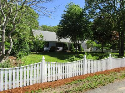 Harwich Single Family Home For Sale: 52 Hillcrest Dr