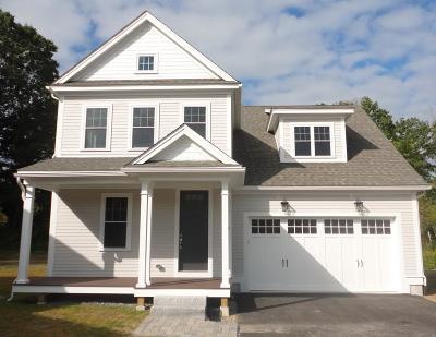 Sherborn Single Family Home For Sale: 59 North Main Street #3