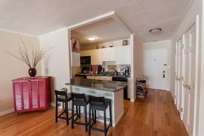 Rental Back On Market: 8 Whittier Place #17F
