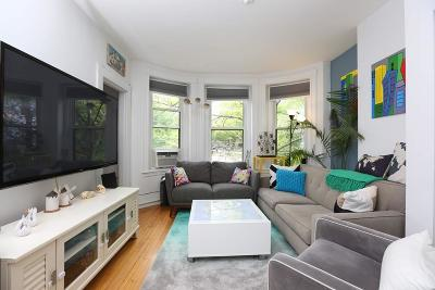 Brookline Condo/Townhouse Price Changed: 114 Brook St. #2