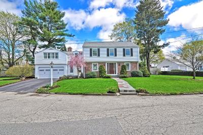 RI-Providence County Single Family Home For Sale: 45 Mayfair Drive