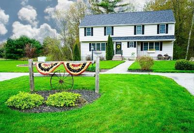Oxford Single Family Home For Sale: 38 Sullivan Blvd #A