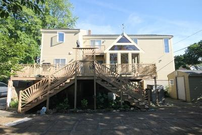 Hull Single Family Home For Sale: 46 Central Avenue