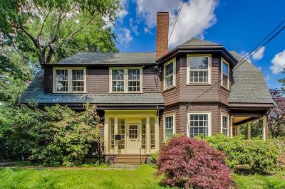 Brookline Single Family Home For Sale: 40 Crafts Rd