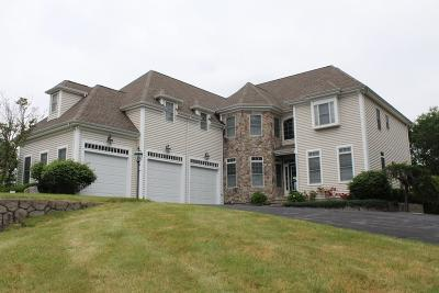 Wrentham Single Family Home For Sale: 12 Manchester Dr