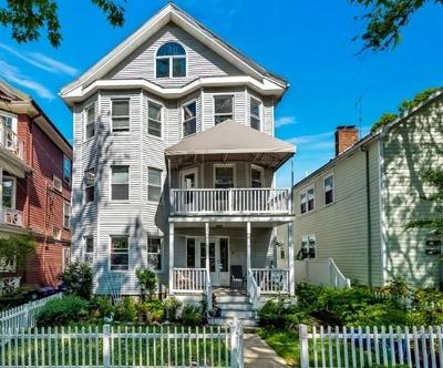 Brookline Condo/Townhouse For Sale: 57 Ackers Avenue #2