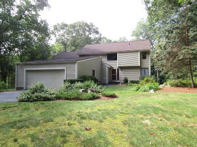 Uxbridge Single Family Home For Sale: 282 Elmwood