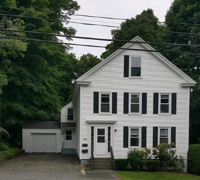 Shrewsbury Multi Family Home For Sale: 735 Main St