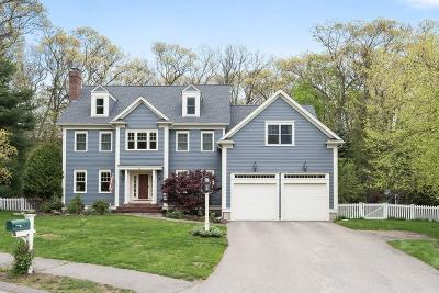 Natick Single Family Home For Sale: 2 Davis Brook Dr