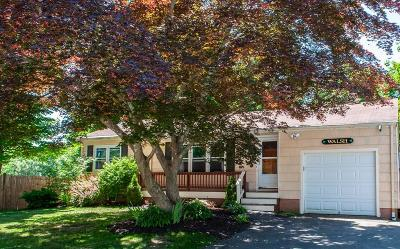 Rockland Single Family Home Contingent: 15 James Street