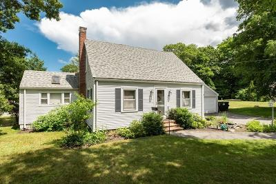 MA-Norfolk County, MA-Plymouth County Single Family Home New: 161 N Pearl St