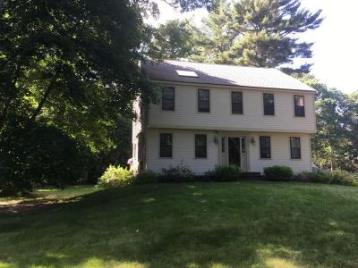 Duxbury Single Family Home For Sale: 30 Elis Ln
