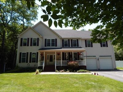 Sutton Single Family Home For Sale: 10 Mendon Rd