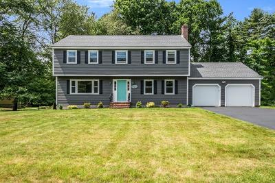 Northborough Single Family Home For Sale: 9 Thaddeus Mason Road