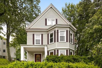 Arlington Multi Family Home For Sale: 53 Wollaston Avenue