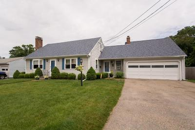 Somerset MA Single Family Home New: $367,000