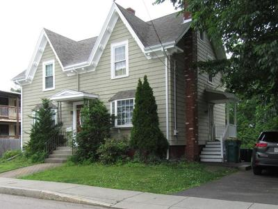 North Attleboro Single Family Home For Sale: 147 East Street