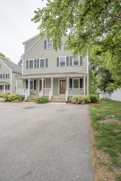 Attleboro Condo/Townhouse For Sale: 91 Brownell St #91