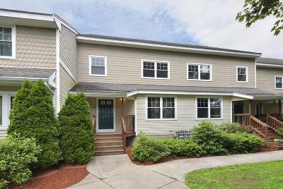 Westborough MA Condo/Townhouse For Sale: $435,000