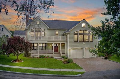 Arlington Single Family Home For Sale: 107 Spy Pond Pkwy
