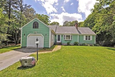 Harwich Single Family Home For Sale: 32 Bishops Lane