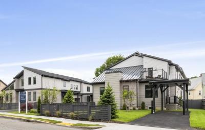Newton Single Family Home Contingent: 29 Auburndale Ave