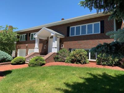 Quincy Single Family Home For Sale: 169 Gardiner Rd