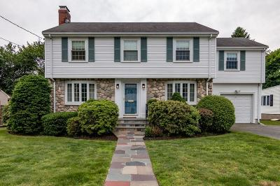 Newton Single Family Home New: 7 Great Meadow Road