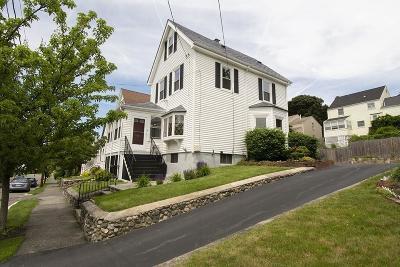 Melrose Single Family Home For Sale: 19 Fairmount St.