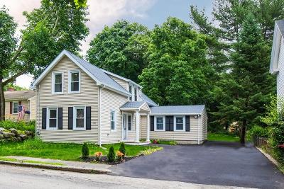 Weymouth Single Family Home For Sale: 146 Randolph St