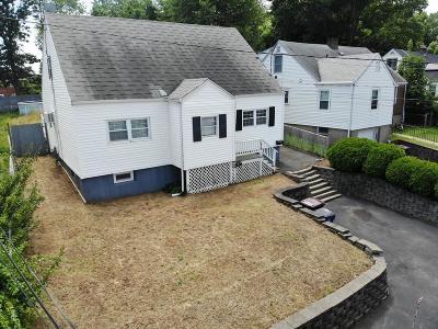 Revere Single Family Home Extended: 176 Reservoir Ave