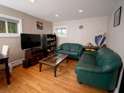 Somerville Condo/Townhouse For Sale: 7 Waldo Ave #7B
