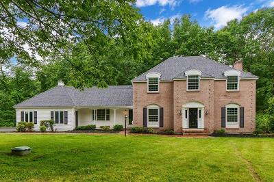 North Andover Single Family Home For Sale: 2 Blueberry Hill Ln