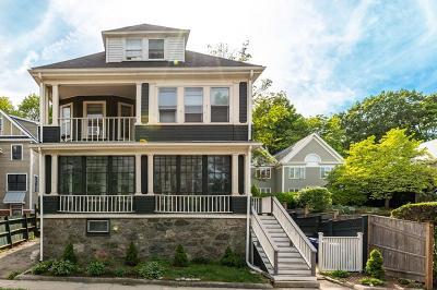 Brookline Multi Family Home For Sale: 701 Hammond St