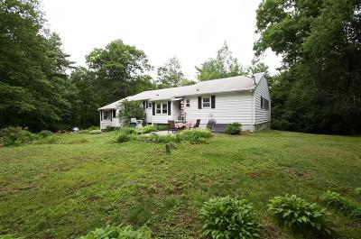 Dudley Single Family Home For Sale: 35 NW Schoolhouse Rd