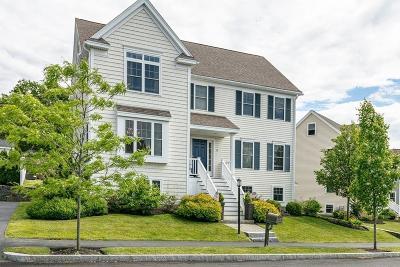Salem MA Single Family Home For Sale: 15 Amanda Way