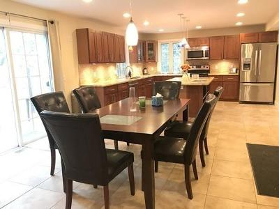 Newton Single Family Home For Sale: 112 Quinobequin Rd