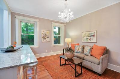 Brookline Condo/Townhouse For Sale: 21 Westbourne Ter #4