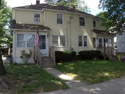 Ludlow Multi Family Home For Sale: 57-59 Oak St