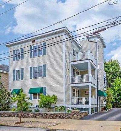 RI-Bristol County Condo/Townhouse For Sale: 155 Franklin Street #5F