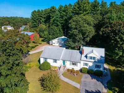 chelmsford Single Family Home For Sale: 38 Elm